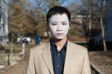 Changing faces by Hoang Nguyen