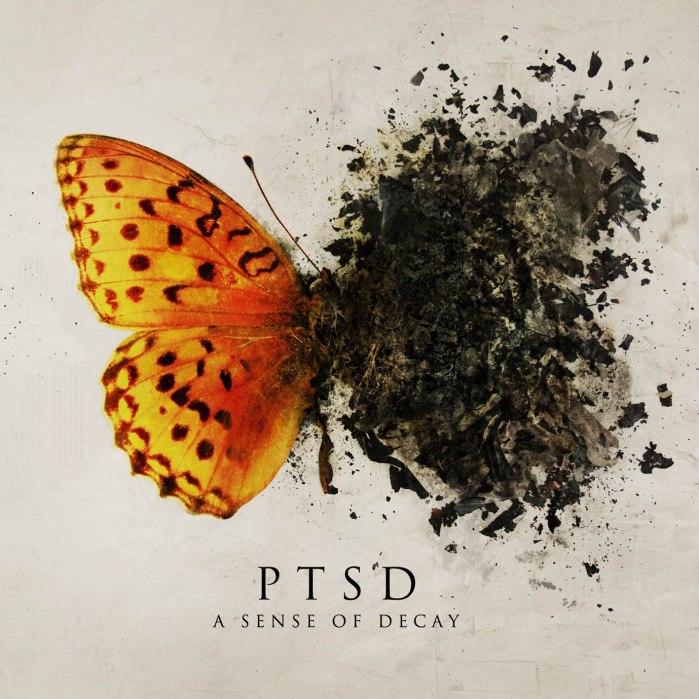 PTSD: Giết bạn từ bên trong. Ảnh: PTSD Band