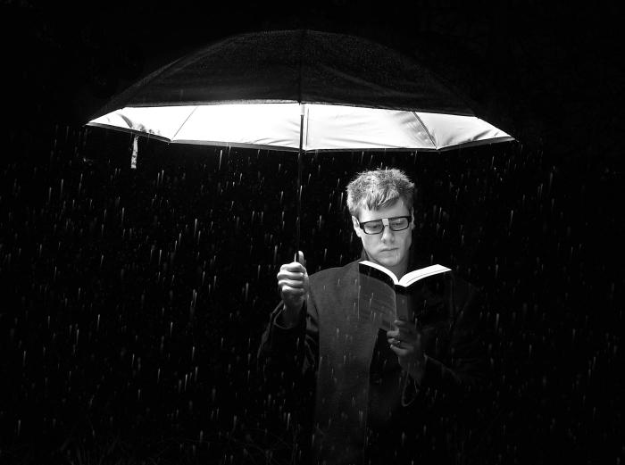 Light Reading by Ryan Pendleton