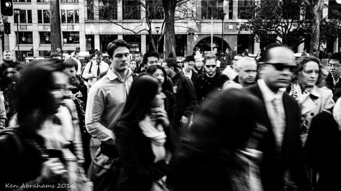 Social Phobia by Ken Abrahams