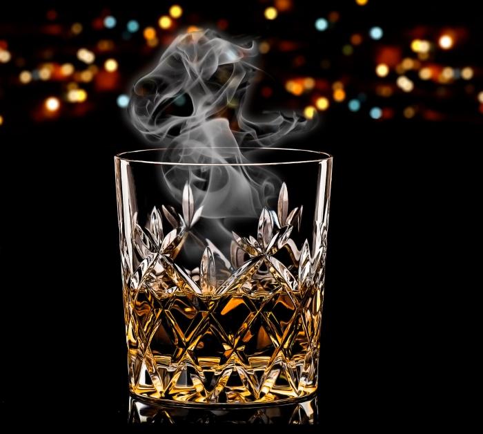 Smokey Whiskey by Ali Naim Ulusoglu